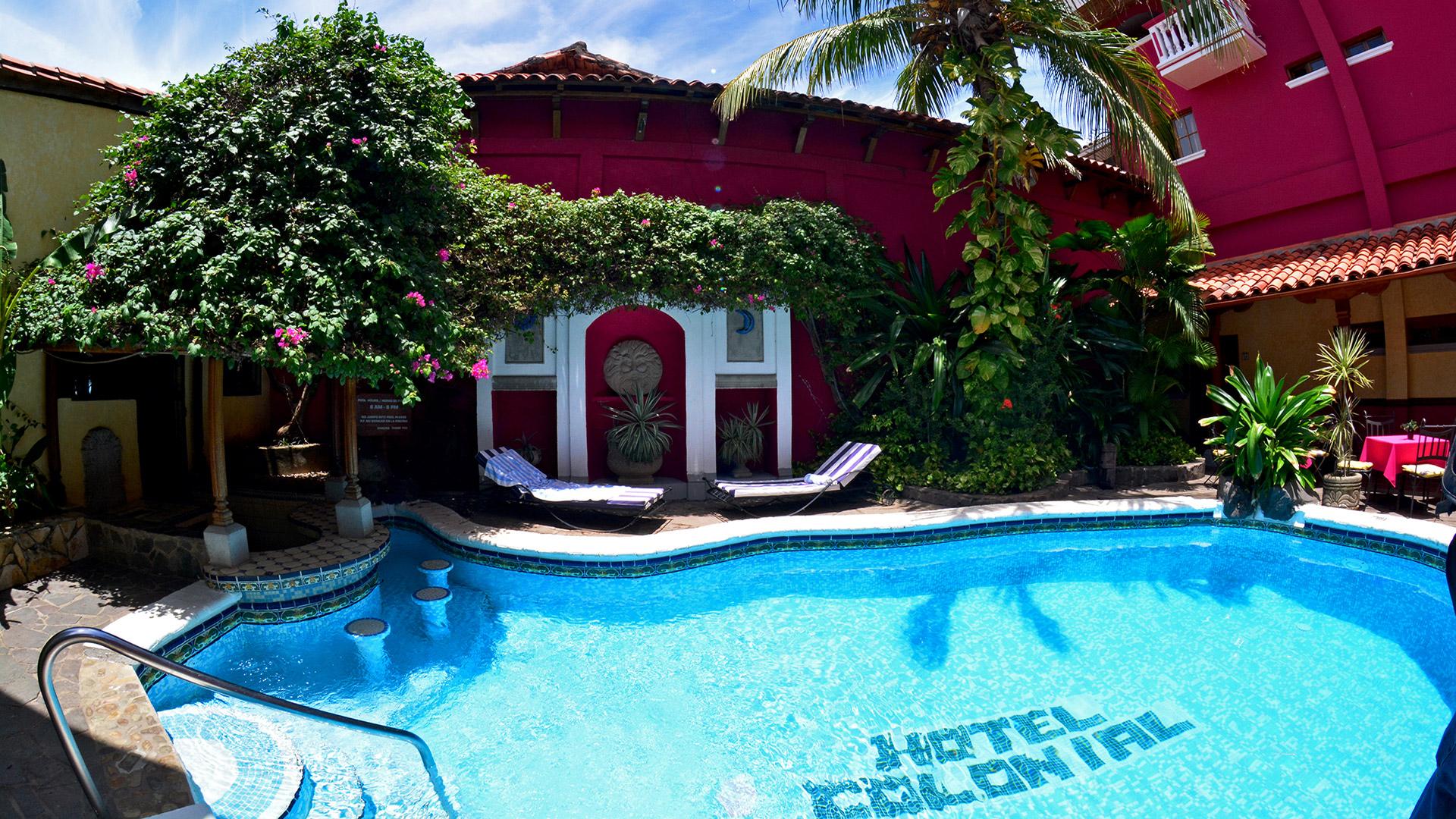 Hôtel Colonial Granada